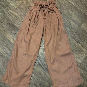 Free People wide leg pants